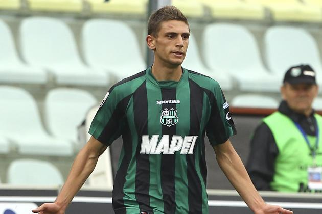 Juventus Lead Race for Sassuolo Hotshot