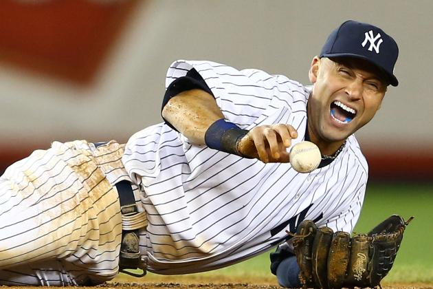 Jeter Says Rehab on Schedule, Expects to Be in Yankees' Opening Day Lineup