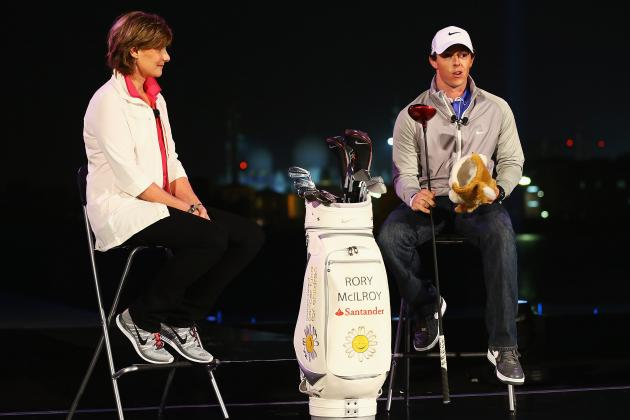 What Rory McIlroy's Nike Deal Means for His Rivalry with Tiger Woods
