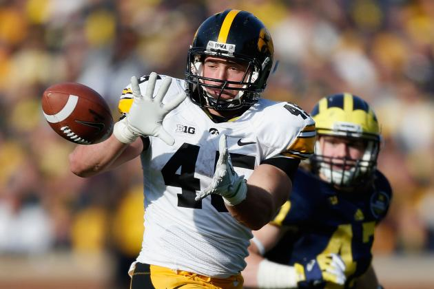 Iowa '13 Football Schedule Not a Soft Landing