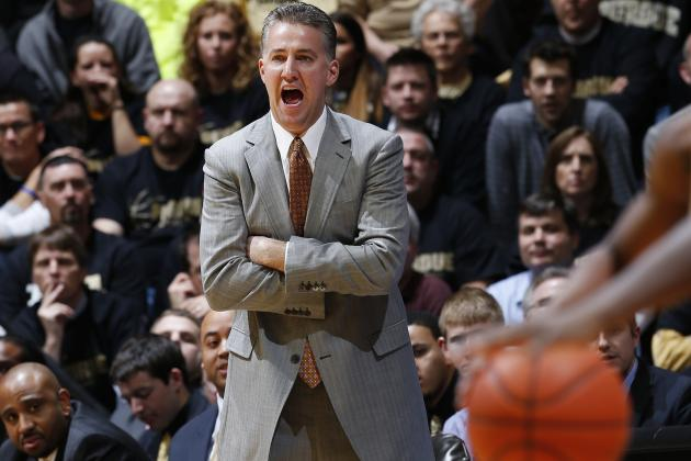 Toughen Up and Make Free Throws, Purdue's Painter Urges