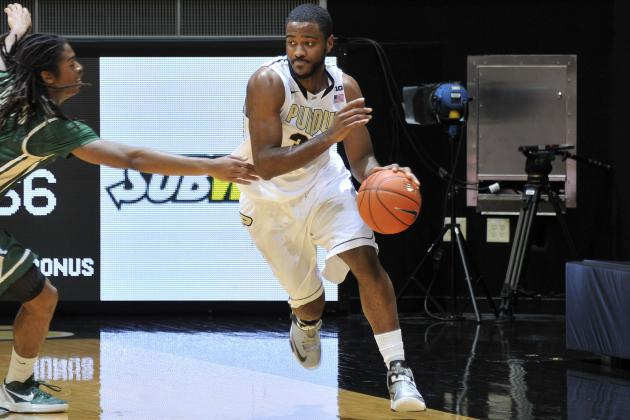 Purdue Basketball: Davis Making Impact