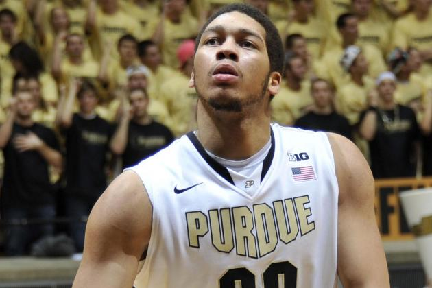 Purdue Freshmen A.J. Hammons, Ronnie Johnson Provide Hope