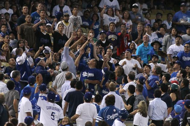 Dodgers Tickets to Be Priced Based on Tier System