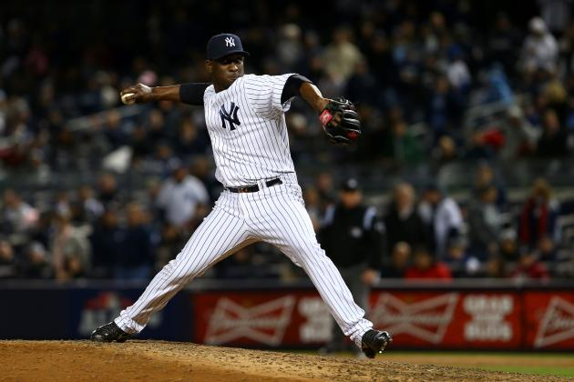 MLB Free Agency 2013: Rafael Soriano, Nationals Agree to 2-Year, $28M Deal