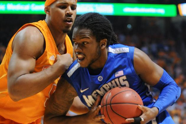 Memphis's Shaq Goodwin Named Conference USA Freshman of the Week
