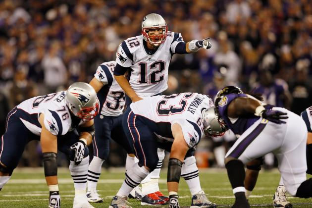 2013 AFC Conference Championship Pick: Patriots over Ravens
