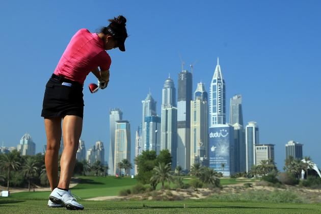 LPGA Upswing Continues with Release of 2013 Schedule