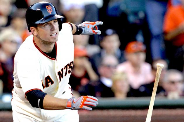Projecting What Buster Posey's 'Blockbuster Extension' Will Cost the S.F. Giants