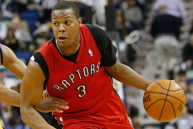 Toronto Raptors Need Kyle Lowry to Do What He Does Best