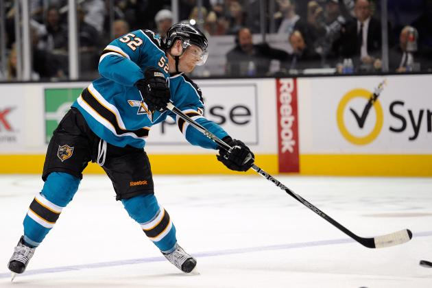 Report from Sharks Camp: Irwin and Braun Both Skate in Top Six Roles