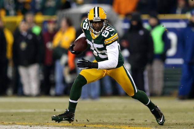 2013 NFL Free Agents: Breaking Down Top WRs in Crowded Market