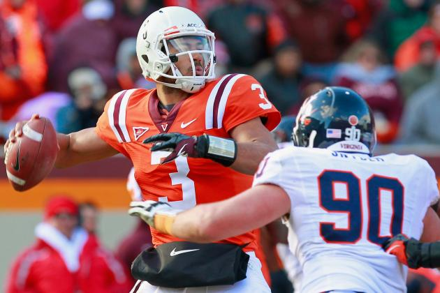 Logan Thomas Returning to Hokies for Senior Season