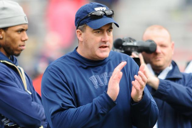 Pitt, Chryst Poised to Refill Cupboards