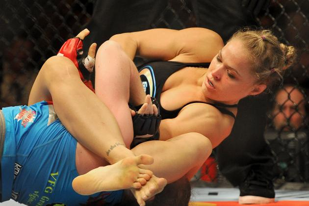 UFC Star Ronda Rousey Tweets 'Interesting' Sandy Hook Shooting Conspiracy Video