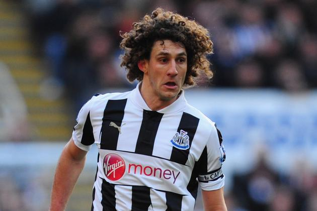 Fabricio Coloccini Still Wants to Leave Newcastle