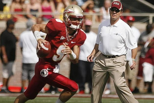 FSU Cannot Compete for a National Title with Clint Trickett at Quarterback