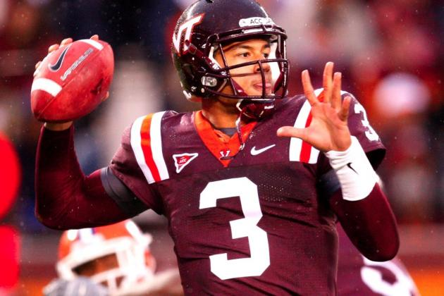 Logan Thomas Announces He Will Return to Virginia Tech for Senior Season