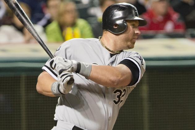 Lefty Bat Still on White Sox's Radar