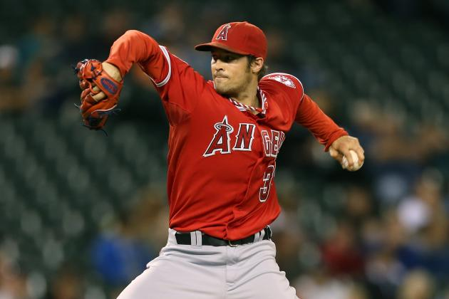 Angels' C.J. Wilson Says Repaired Elbow Has Him on Track for Spring