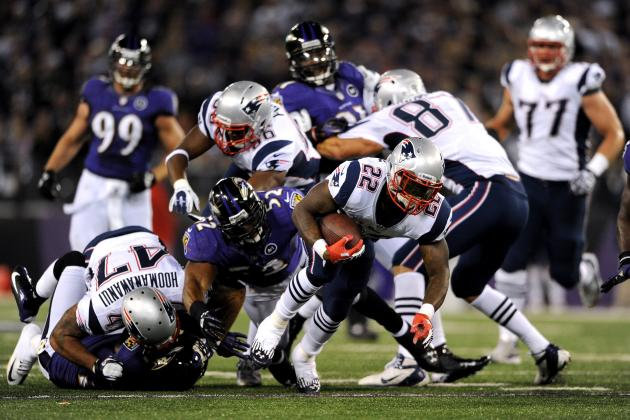 Breaking Down How the Patriots Running Game Can Attack the Ravens Defense