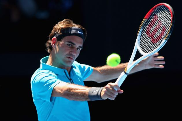 Roger Federer: How Fed-Ex Can Re-Invent His Game in 2013 to Stay Elite