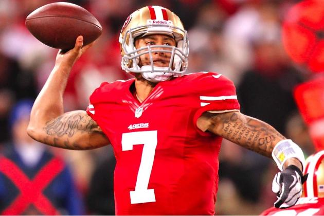 Can the Atlanta Falcons Shut Down a Red Hot Colin Kaepernick?
