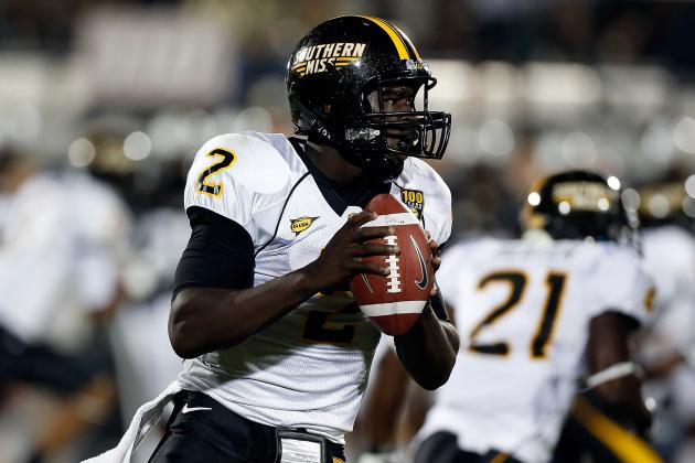 Signs Point Toward Ex-Southern Miss Quarterback Anthony Alford