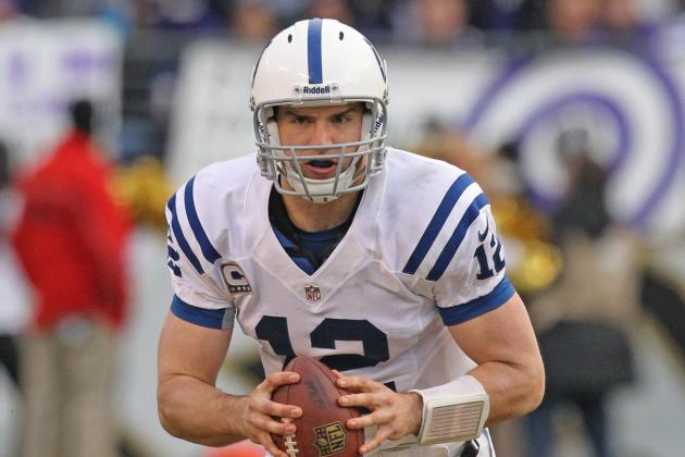 The Indianapolis Colts Are the AFC South Favorites in 2013