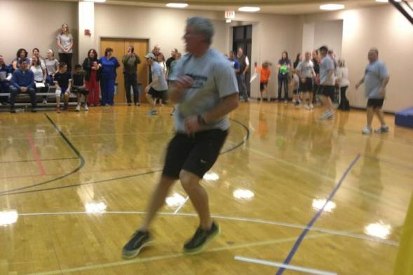 Former NFL QB Brett Favre Played Dodgeball, No Interceptions Reported
