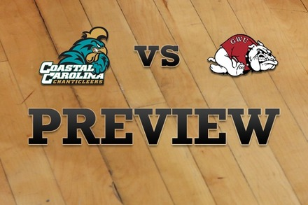 Coastal Carolina vs. Gardner-Webb: Full Game Preview