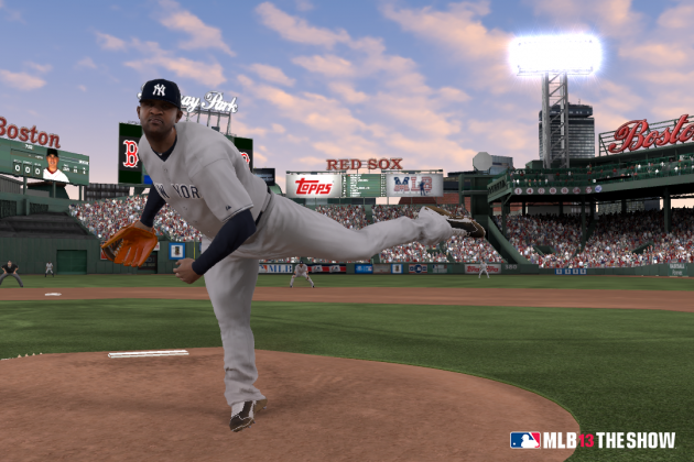 MLB 13 The Show: New Fact Sheet Reveals Fresh Features in Hit Series