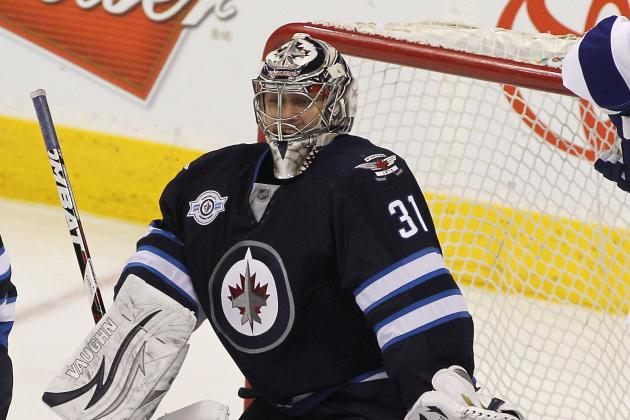 Jets' Netminder Ondrej Pavelec Says He's Ready for Compressed Season