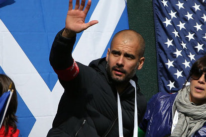 Former Barcelona Boss Pep Guardiola Is Keen to Manage in the Premier League