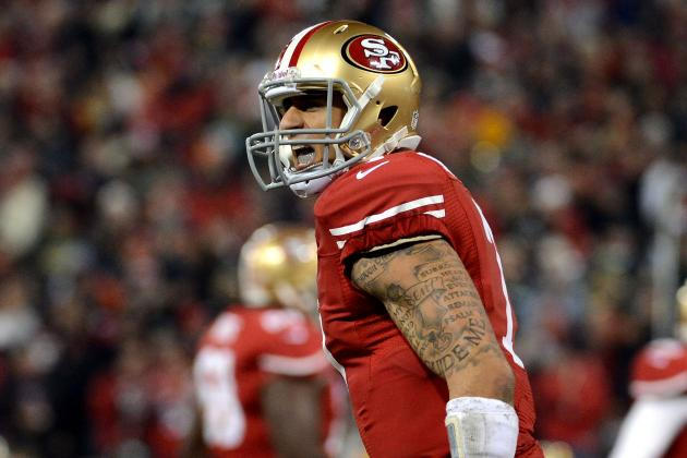 Donte Whitner: Kaepernick Doesn't Need Counsel Going into NFC Title Game