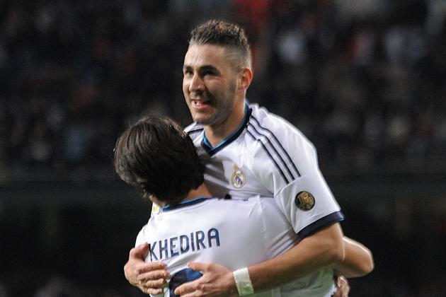 Real Madrid 2-0 Valencia: Benzema on Target as Blancos Earn First-Leg Advantage