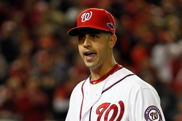 Gio Gonzalez 'surprised' with Soriano Signing