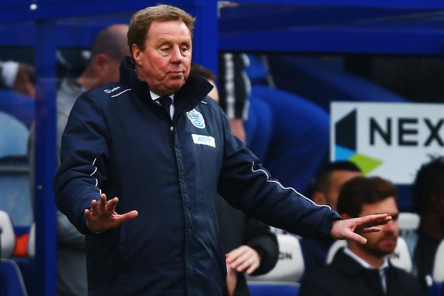 REDKNAPP: 'WINNING a GOOD HABIT'
