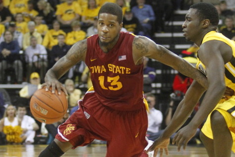 Korie Lucious Steps Forward for Cyclones