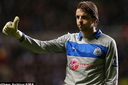 Milan's £10m Krul Raid as Italian Giants Launch Bid to Sign Newcastle Stopper