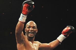 Hopkins Determined to Show He Can Compete