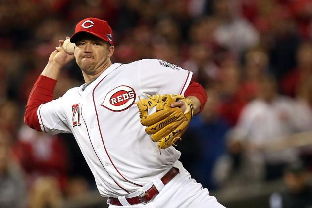 Dodgers Mulling a Run at Scott Rolen