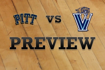 Pittsburgh vs. Villanova: Full Game Preview