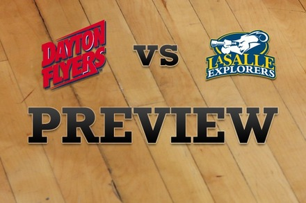 Dayton vs. La Salle: Full Game Preview
