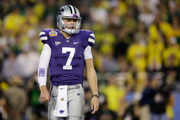 NFL Draft 2013: Quarterbacks Who Are Failing to Impress
