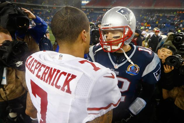 NFL Conference Championship Playoff Preview: 49ers, Patriots Are Your Super Bowl