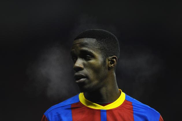 Arsenal Transfer News: Latest Buzz Surrounding Wilfried Zaha and Other Targets