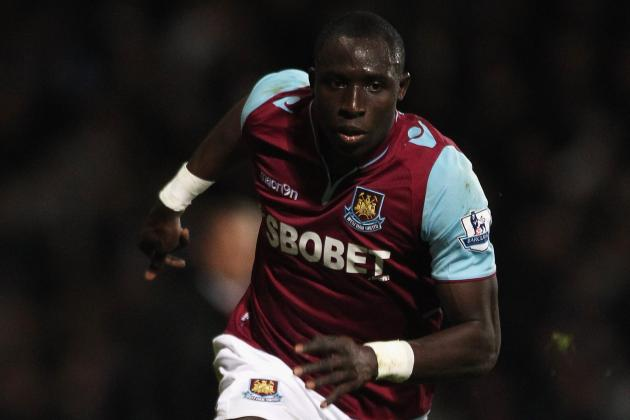 Sam Allardyce Plays Down Speculation Linking Mohamed Diame with Arsenal