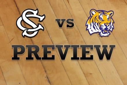 South Carolina vs. LSU: Full Game Preview