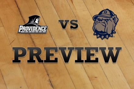 Providence vs. Georgetown: Full Game Preview